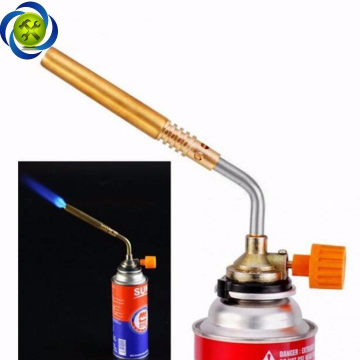 Khò gas 1 ống 3 cây đồng KT-2104 2