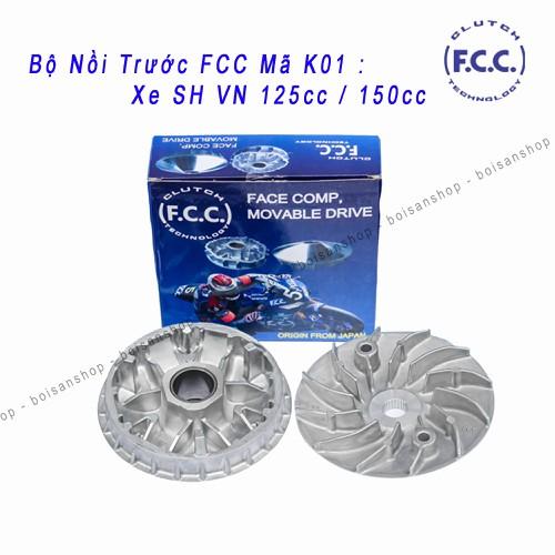 Bộ Nồi Trước FCC Honda SH Việt 125cc-150cc