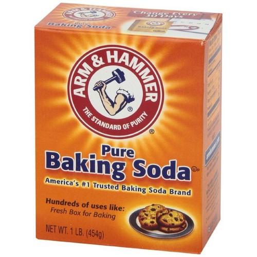 Baking Soda 454g - Baking Soda 454g