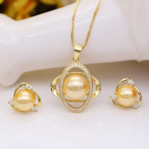 Bộ Trang Sức Ngọc Trai Bảo Ngọc Jewelry BV4506