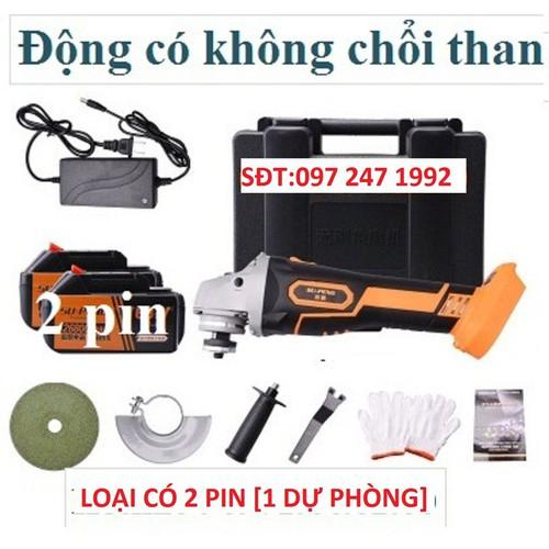 Máy mài cầm tay 2 pin  LID8456 - 4742917 , 16644249 , 15_16644249 , 1879000 , May-mai-cam-tay-2-pin-LID8456-15_16644249 , sendo.vn , Máy mài cầm tay 2 pin  LID8456