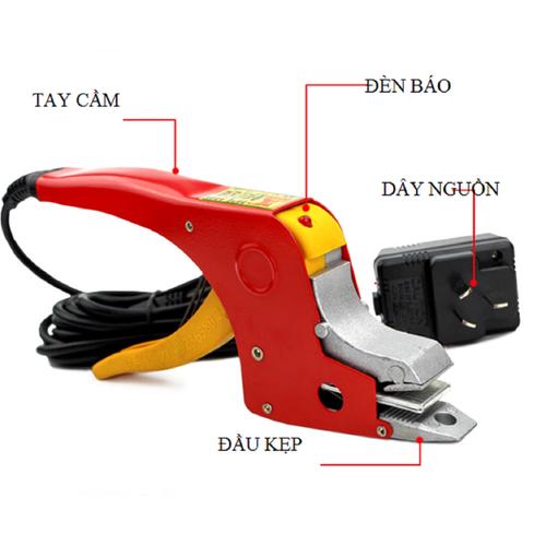 Kìm kẹp nhiệt dây đai - Kìm kẹp nhiệt dây đai GKD6454