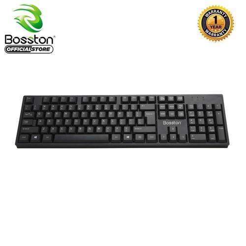 Bàn phím máy tính Bosston K830 cổng USB - bấm cực êm [Đen] - Hãng phân phối chính thức - 6133352 , 16286763 , 15_16286763 , 150000 , Ban-phim-may-tinh-Bosston-K830-cong-USB-bam-cuc-em-Den-Hang-phan-phoi-chinh-thuc-15_16286763 , sendo.vn , Bàn phím máy tính Bosston K830 cổng USB - bấm cực êm [Đen] - Hãng phân phối chính thức