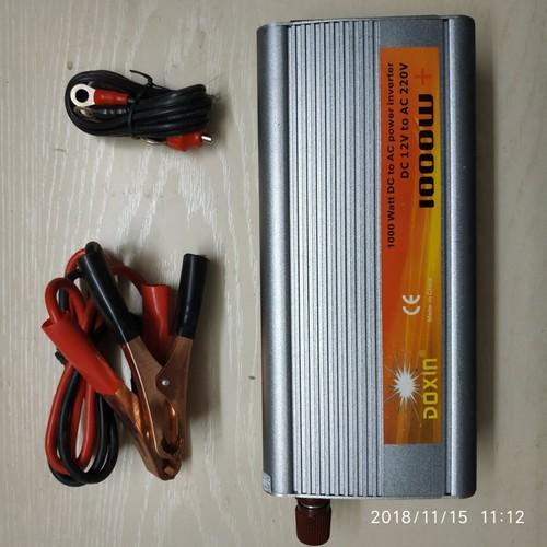 Bộ kích điện 12V lên 220V Doxin 1000W - 6146513 , 16295981 , 15_16295981 , 490000 , Bo-kich-dien-12V-len-220V-Doxin-1000W-15_16295981 , sendo.vn , Bộ kích điện 12V lên 220V Doxin 1000W