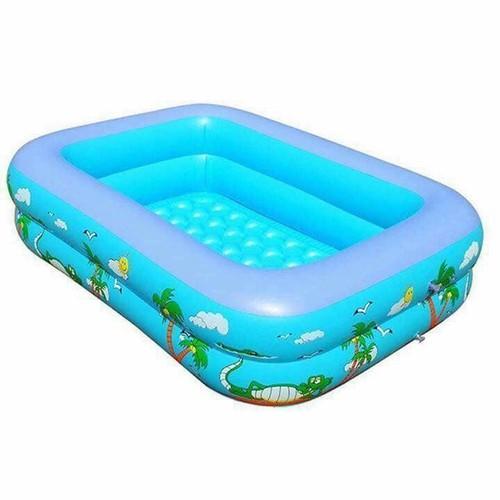 Bể phao bơi 2 tầng