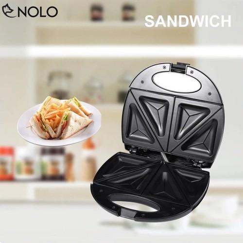 Máy Nướng Bánh Hotdog Sandwich Sokany 102 Công Suất 750W