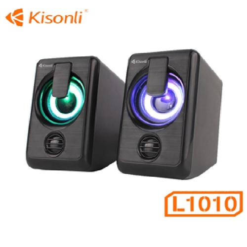 Loa vi tính 2.0 Kisonli L-1010