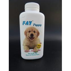 Phấn khử mùi Fay Puppy 120g
