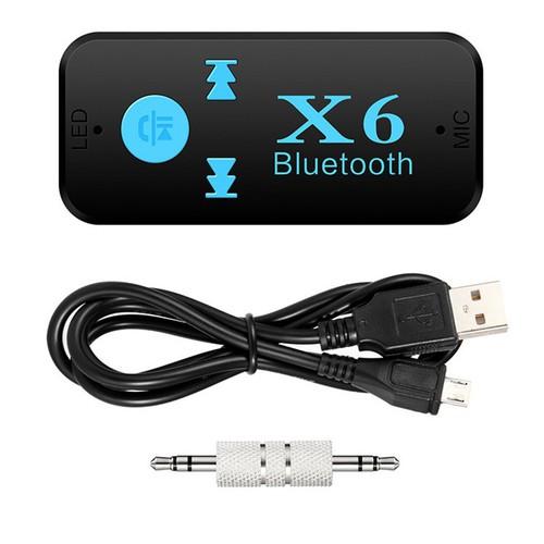 Bộ phát bluetooth cho xe ô tô Bluetooth Car X6