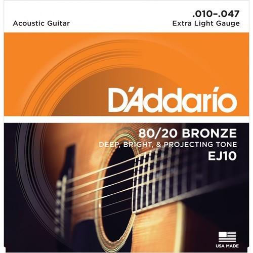 Bộ dây đàn acoustic guitar D