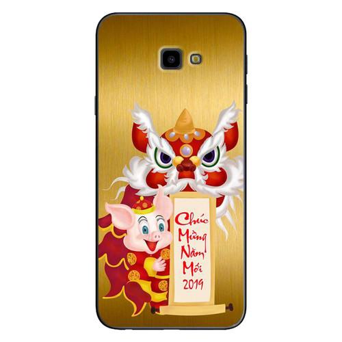 Ốp Lưng Dành Cho Điện Thoại Samsung Galaxy J4 Plus 2018 - Mẫu Tết 1 - giá tốt