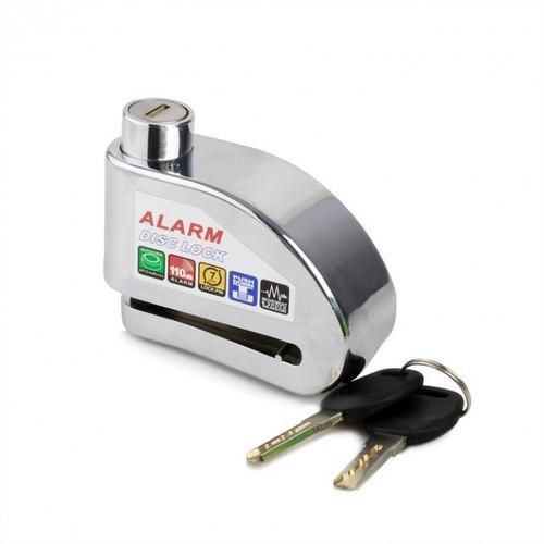 Ổ khóa đĩa xe báo động alarm