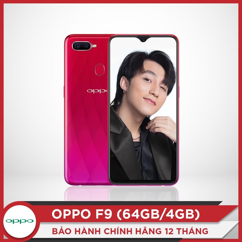 OPPO F9 - 4GB - Hàng chính hãng - CPH1825