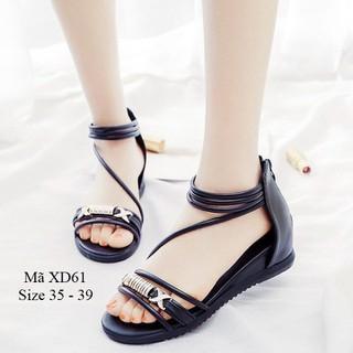 Sandal bé gái đi học - Sandal học sinh tiểu trung học XD61 - XD61 thumbnail