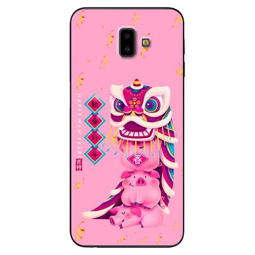 Ốp Lưng Dành Cho Điện Thoại Samsung Galaxy J6 Plus 2018 - Mẫu Tết 13 - giá tốt