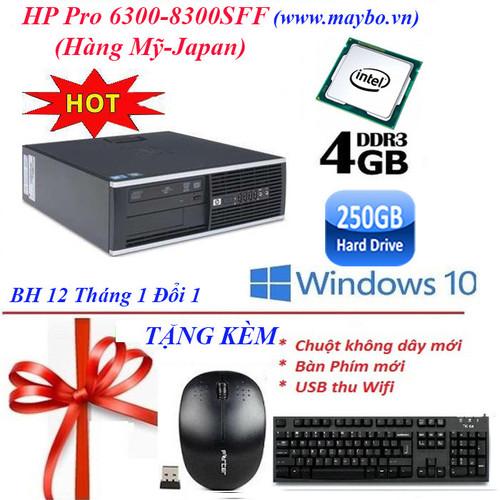MÁY TÍNH HP6200-HP8200SFF*_G550_4G_250G_*Bảo hành 12 tháng 1 đổi 1