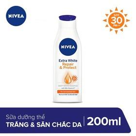Sữa Dưỡng Thể Săn Chắc Và Dưỡng Trắng Da NIVEA 200ml _ 88310 - 4005900181718