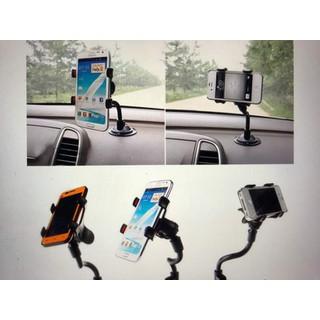 Đế hít kẹp điện thoại đa năng trên xe hơi - Đế hít kẹp đt trên ô tô thumbnail