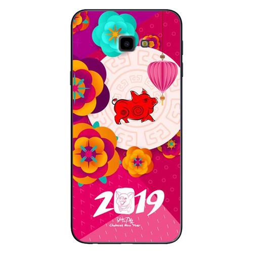 Ốp Lưng Dành Cho Điện Thoại Samsung Galaxy J4 Plus 2018 - Mẫu Tết 23 - giá tốt