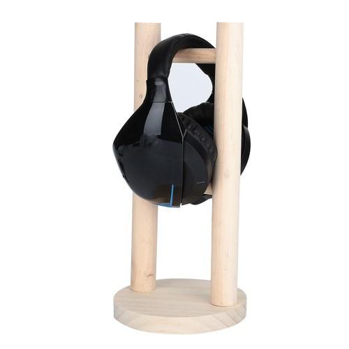 Headset Stand, Giá Treo Tai Nghe Bằng Gỗ