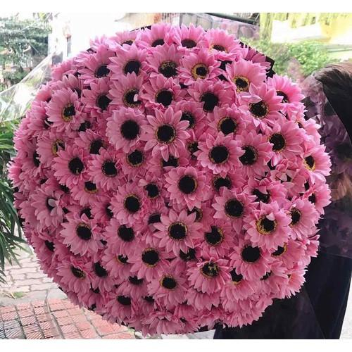 bó hoa sáp 100 bông hướng dương - 6141563 , 16293076 , 15_16293076 , 900000 , bo-hoa-sap-100-bong-huong-duong-15_16293076 , sendo.vn , bó hoa sáp 100 bông hướng dương