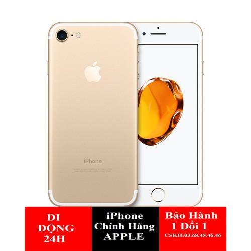 Điện thoại iPhone 7 Quốc Tế 32GB Mới 99