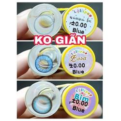 Contact lens Kính áp tròng BLUE