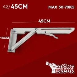 Bản Lề Gấp Thông Minh A2-45cm -bộ 2 chiếc