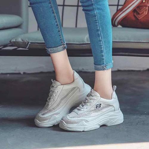 giày chữ s siêu xinh