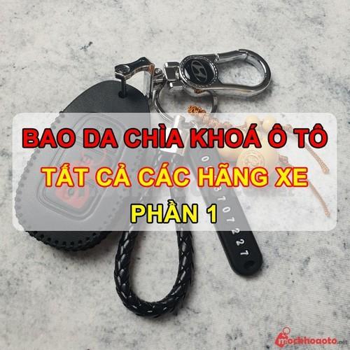 Bao Bao da chìa khóa ô tô
