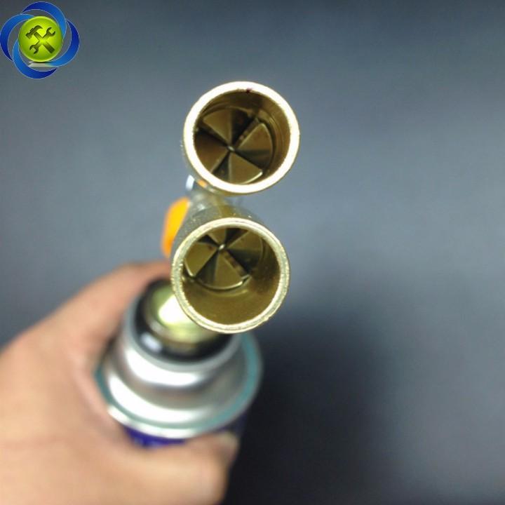 Khò gas 2 ống KT-2108 2