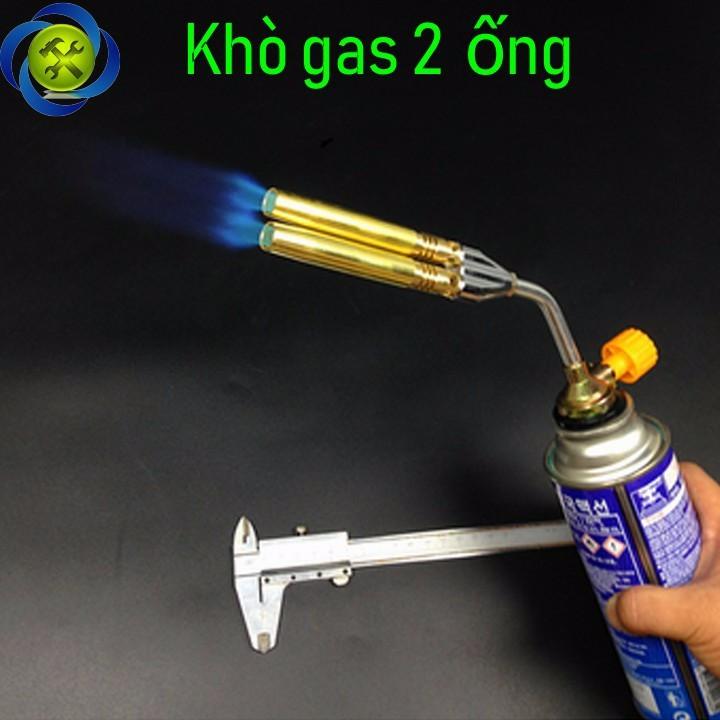 Khò gas 2 ống KT-2108 1