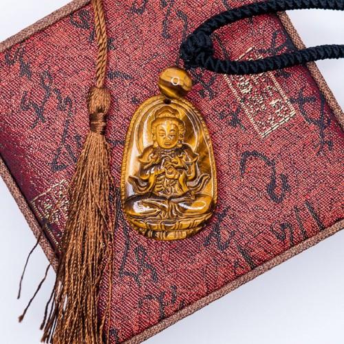 Mặt dây chuyền Như Lai Đại Nhật Mắt Hổ Vàng tự nhiên size lớn - Phật bản mệnh cho người tuổi Mùi, Thân - 4701437 , 16298289 , 15_16298289 , 450000 , Mat-day-chuyen-Nhu-Lai-Dai-Nhat-Mat-Ho-Vang-tu-nhien-size-lon-Phat-ban-menh-cho-nguoi-tuoi-Mui-Than-15_16298289 , sendo.vn , Mặt dây chuyền Như Lai Đại Nhật Mắt Hổ Vàng tự nhiên size lớn - Phật bản mệnh cho