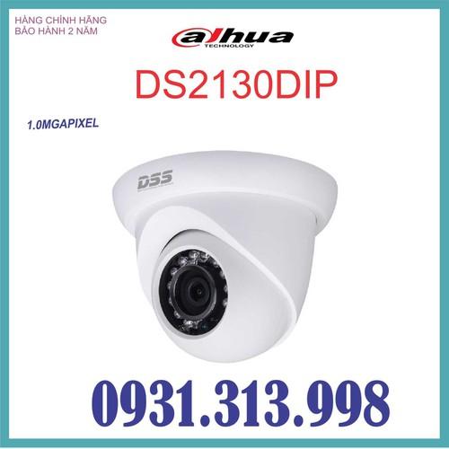 Camera IP Dome hồng ngoại 1.0 Megapixel DAHUA DS2130DIP - 6150537 , 16298988 , 15_16298988 , 665000 , Camera-IP-Dome-hong-ngoai-1.0-Megapixel-DAHUA-DS2130DIP-15_16298988 , sendo.vn , Camera IP Dome hồng ngoại 1.0 Megapixel DAHUA DS2130DIP