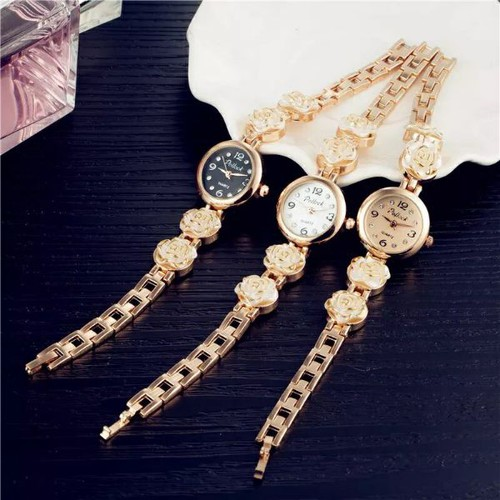 Đồng hồ nữ tính lắc tay xinh chính hãng