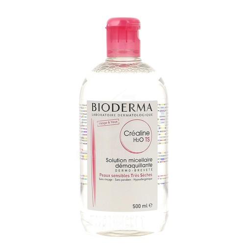 Nước tẩy trang Bio Derma hồng 500ml - 6162829 , 16308422 , 15_16308422 , 454000 , Nuoc-tay-trang-Bio-Derma-hong-500ml-15_16308422 , sendo.vn , Nước tẩy trang Bio Derma hồng 500ml