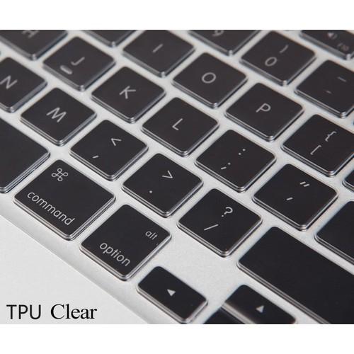 Lót Bàn Phím JCPAL Fitskin Cho Macbook 13 - 15 Pro Retina - 13 Air Model Cũ