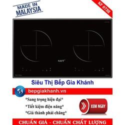Bếp từ đôi Kaff KF 073II nhập khẩu Malaysia