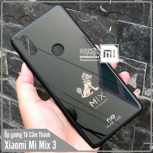 Ốp lưng gương XM Mi Mix 3 hình Tử Cẩm Thành Kỳ Lân nhỏ - đen - 4703626 , 16321941 , 15_16321941 , 110000 , Op-lung-guong-XM-Mi-Mix-3-hinh-Tu-Cam-Thanh-Ky-Lan-nho-den-15_16321941 , sendo.vn , Ốp lưng gương XM Mi Mix 3 hình Tử Cẩm Thành Kỳ Lân nhỏ - đen