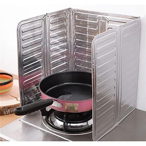 Tấm chắn dầu mỡ tiện dụng cho nhà bếp