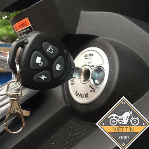 Khóa chống trộm xe máy chuyên nghiệp điều khiển từ xa kèm chìa khóa - Việt Tín - 6179043 , 16317867 , 15_16317867 , 299000 , Khoa-chong-trom-xe-may-chuyen-nghiep-dieu-khien-tu-xa-kem-chia-khoa-Viet-Tin-15_16317867 , sendo.vn , Khóa chống trộm xe máy chuyên nghiệp điều khiển từ xa kèm chìa khóa - Việt Tín