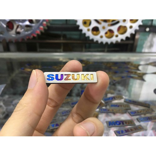 TEM TITAN CHỮ SUZUKI - 6203684 , 16334315 , 15_16334315 , 72000 , TEM-TITAN-CHU-SUZUKI-15_16334315 , sendo.vn , TEM TITAN CHỮ SUZUKI