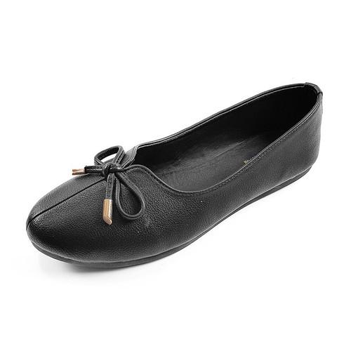 Giày Búp Bê Nữ Da Pu Siêu Dể Thương GB17TB