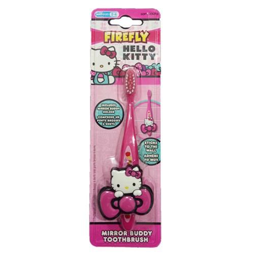 Bàn chải bé Firefly Hello Kitty Soft 4