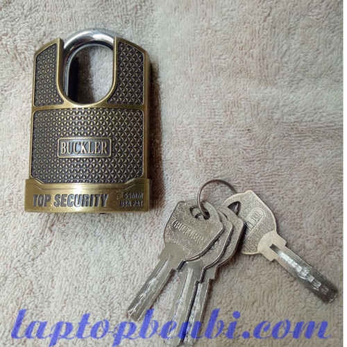 Ổ khóa nhà chống cắt Buckler 55mm