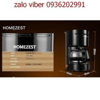 Máy pha cà phê cao cấp HomeZest - máy pha cà phê89 thumbnail