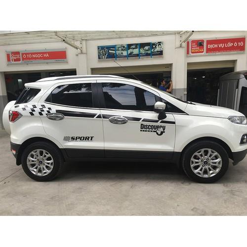 Tem Dán Sườn Xe Ecosport - 4703556 , 16321810 , 15_16321810 , 450000 , Tem-Dan-Suon-Xe-Ecosport-15_16321810 , sendo.vn , Tem Dán Sườn Xe Ecosport