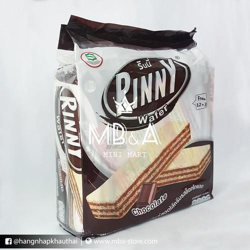 Bánh xốp Rinny Wafer - Thái Lan - 570g