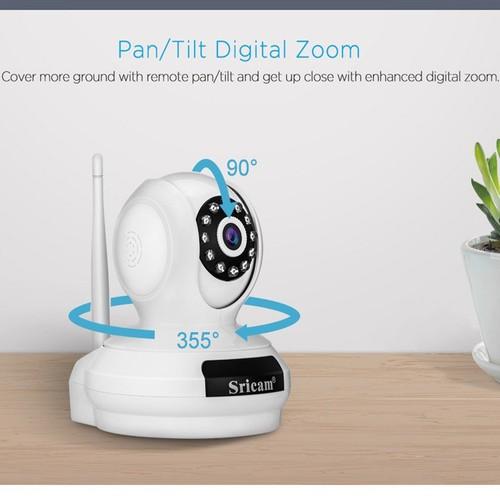 Camera 360 độ không dây
