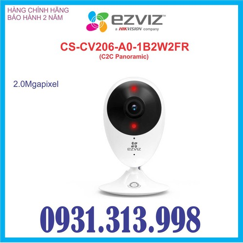 Camera Wifi Đa Năng CS-CV206-A0-1B2W2FR 2.0MP
